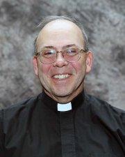 Fr. Steve Hurd, SJ :