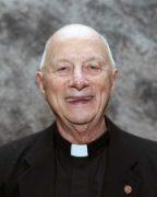 Fr. Leo Cachat, SJ :